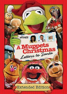 Muppets Christmas Letters to Santa DVD, 2009
