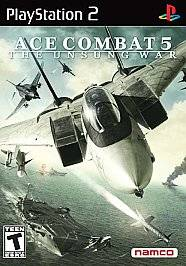 Ace Combat 5 The Unsung War Sony PlayStation 2, 2004