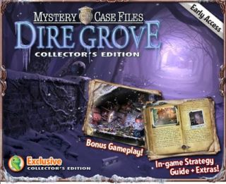 Mystery Case Files Dire Grove Collectors Edition PC, 2009