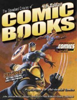 Standard Catalog of Comic Books by John Jackson Miller, Maggie