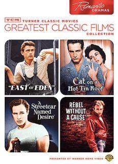 Greatest Classic Films   Romantic Drama DVD, 2009, 2 Disc Set