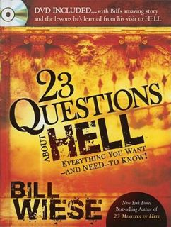 23 Questions about Hell Dvd Included with Bills Amazing Story and