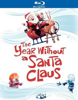 The Year Without a Santa Claus Blu ray DVD, 2010, 2 Disc Set, Deluxe