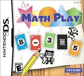 Math Play Nintendo DS, 2007