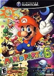 Mario Party 6 Nintendo GameCube, 2005