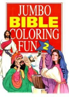 Bible Coloring Fun Vol. 2 by Barbour Books Staff 1997, Other