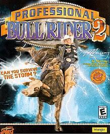 Professional Bull Rider 2 PC, 2000