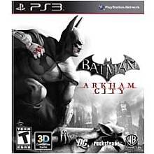Batman Arkham City Sony Playstation 3, 2011