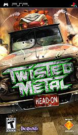 Twisted Metal Head On PlayStation Portable, 2005