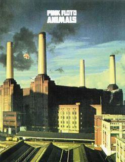 Pink Floyd Animals 1992, Paperback