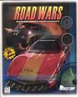 WARS   Rare Classic Combat Racing Simulation PC Game NEW in BIG BOX