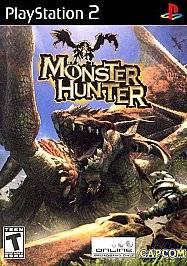 Monster Hunter Sony PlayStation 2, 2004