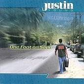 One Foot on Sand by Justin CD, Nov 2003, Tropical Music, Inc.