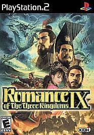 Romance of the Three Kingdoms IX Sony PlayStation 2, 2004