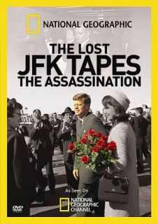 National Geographic The Lost JFK Tapes   The Assassination DVD, 2010
