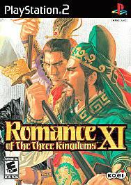 Romance of The Three Kingdoms XI Sony PlayStation 2, 2007
