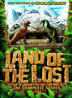 of the Lost   The Complete Series DVD, 2009, 8 Disc Set, TV Set