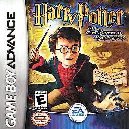 and the Chamber of Secrets Nintendo Game Boy Advance, 2002