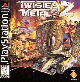 Twisted Metal 2 Sony PlayStation 1, 1996
