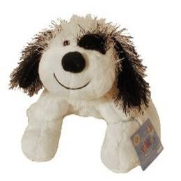 Webkinz Lil Black and White Cheeky Dog