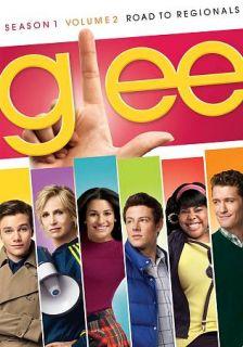 Glee Season 1, Vol. 2   Road to Regionals DVD, 2010, 3 Disc Set