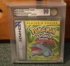 LeafGreen Version (Game Boy Advance, GBA) VGA 90   Players Choice