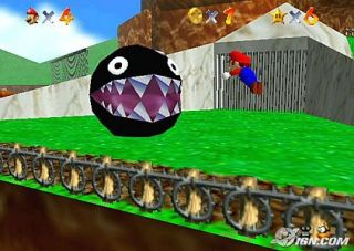 Super Mario 64 Nintendo 64, 1996