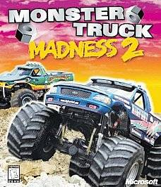 Monster Truck Madness 2 (PC, 1998) (1998)