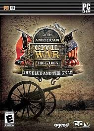 AGEODs American Civil War The Blue and the Gray PC, 2008