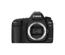 Canon EOS 5D Mark ll 21.1 MP Digital SLR Camera   Black Body Only