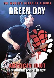 Green Day   American Idiot The Ultimate Critical Review DVD, 2005