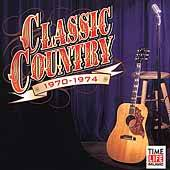Classic Country 1970 1974 CD, Dec 1999, Time Life Music