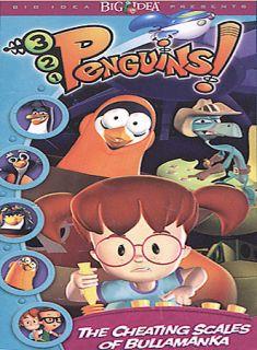 Penguins!   The Cheating Scales of Bullamanka (DVD, 2002) (DVD