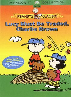 Lucy Must be Traded, Charlie Brown DVD, 2004
