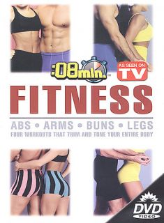 Minute Fitness Abs Arms Buns Legs DVD, 2002