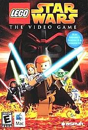 LEGO Star Wars The Video Game Mac, 2005