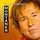 Lo Mas Completo De. by Ricardo Montaner CD, Nov 2011, Capitol Latin