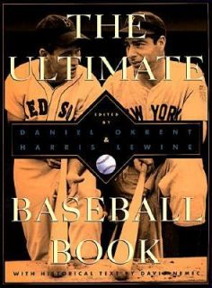 The Ultimate Baseball Book 1991, Paperback, Revised