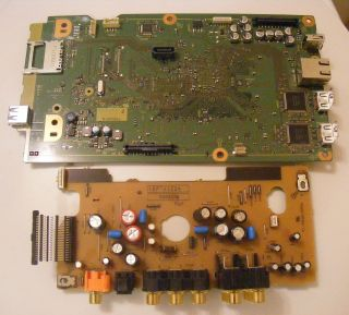 MAIN BOARD MAINBOARD FOR PANASONIC DMP BDT350 3D BLU RAY PLAYER