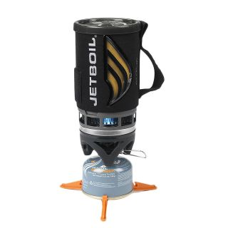 Jetboil Flash Carbon Cooking System Backpacking Stove 1.0 Liter