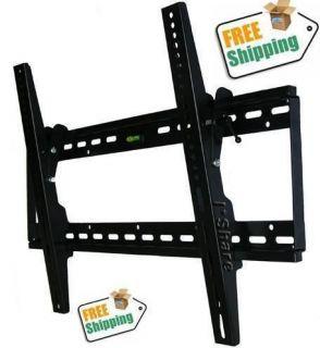NEW LCD LED PLASMA FLAT TILT TV WALL MOUNT 30 32 37 42 46 50 52 55 60