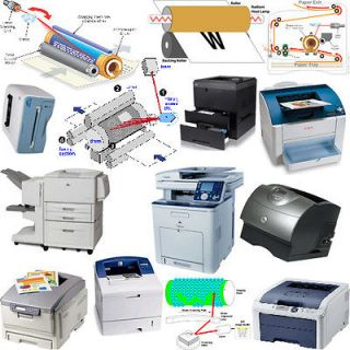 REPAIR MANY FAX MACHINES   SERVICE MANUALS   PLANS ON CD   Brother Fax