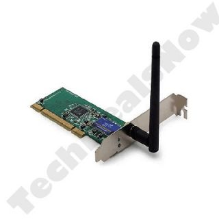 Add a PCI WIFI Wireless Internet Card to your purchase