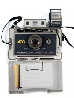 polaroid 420 in Instant Cameras