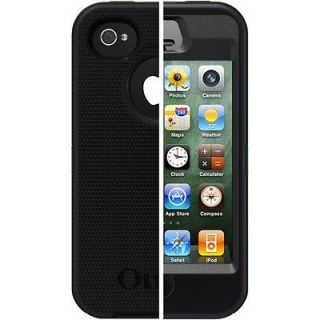 OEM OTTERBOX DEFENDER SERIES CASE FOR THE IPHONE 4 4S 4 S WITH HOLSTER