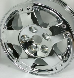 OEM Chrome Dodge Ram 1500 Wheels/Rims   2164 0WF98TRMAC
