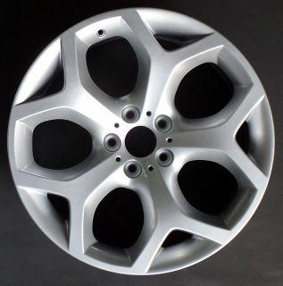 09 10 11 12 BMW X5 20 Rear 5 Y Spoke Factory OEM Wheel Rim H# 71179