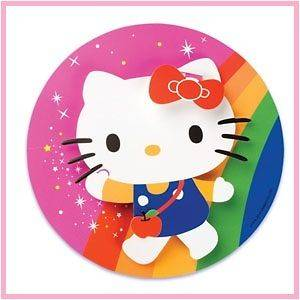 hello kitty cupcake toppers in Holidays, Cards & Party Supply