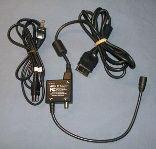 original xbox power cord in Cables & Adapters