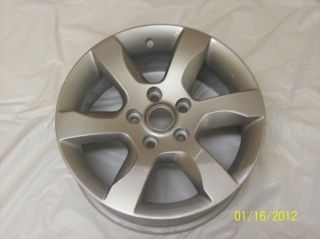 07 08 09 Nissan Altima 16x7 Wheel OEM 62479
